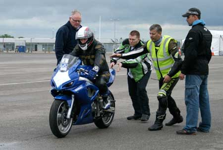 The Bike Experience – helping disabled motorcyclists to ride again